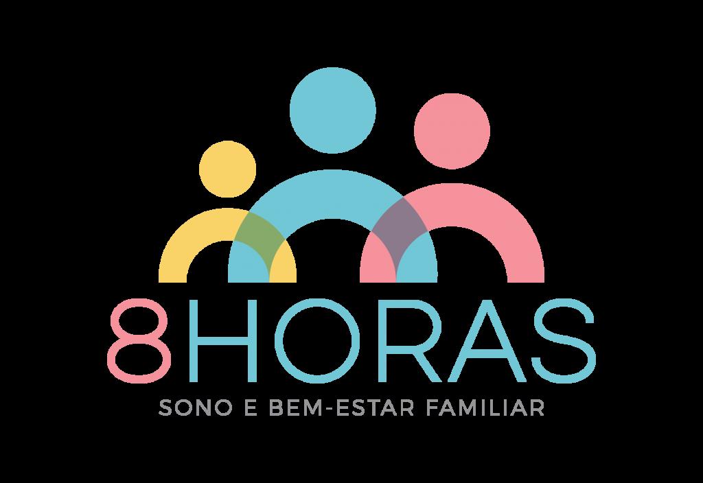 8 Horas - Logomarca