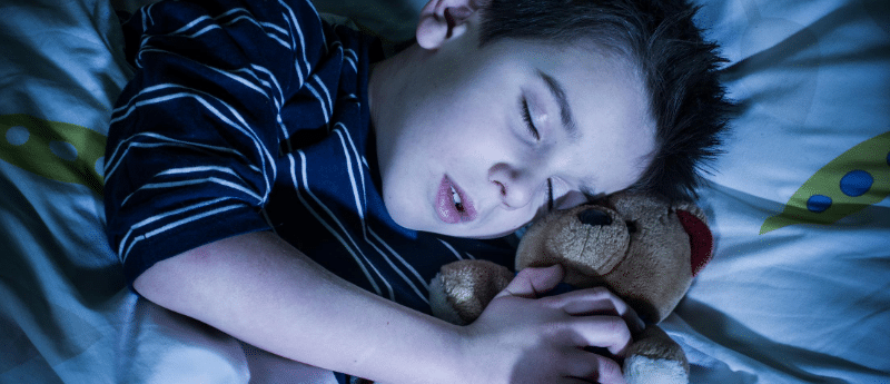 sono infantil como fazer meu filho dormir