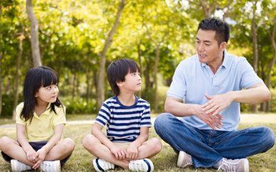 Educação positiva – Como transformar a relação com seu filho