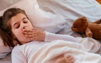 Como saber se a criança tem distúrbio do sono?